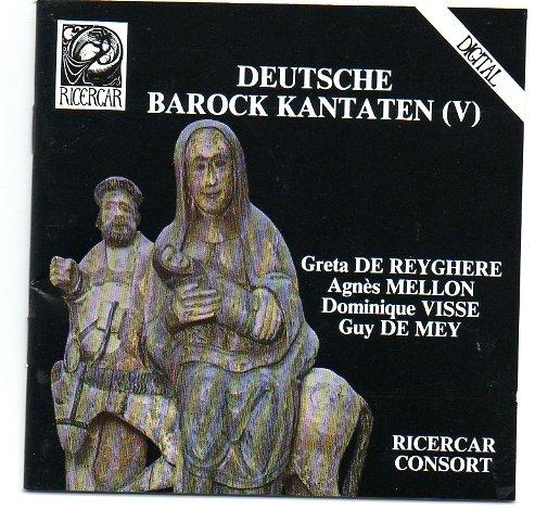 Deutsche Barock Kantaten Vol. 5