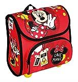 Under cover MINP9900–contenitore per il pranzo di Disney Minnie Mouse, Vorschulranzen (multicolore) - 10110577