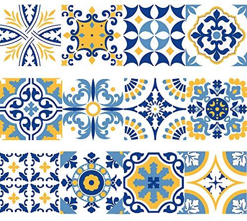 NossaRua Franja Vinilo Decorativo Autoadhesivo removible