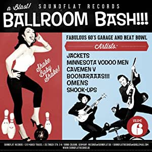 Soundflat Records Ballroom Bash! Vol.6