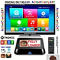 MTRONIC TV BOX M8SM9 VIP PREMIUM Original Android TV Box XBMC / Kodi HD Streaming Media Player - M9MXQ For Android Apps - Free Movies, TV and Video Games By MTRONIC MBOX MEDIA / ActionCharity247 XBMC KODI VIP PREMIUM