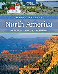 Reading Expeditions (World Studies: World Regions): North America: Geography and Environments by National Geographic Learning (2007-01-25)