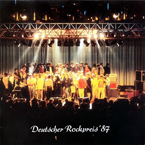 5.Bundesrockfestival - Deutscher Rockpreis '87 (Vinyl-LP)