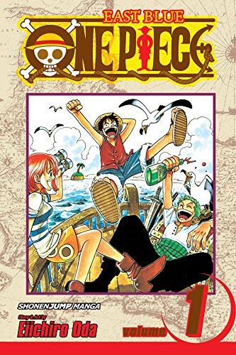 One Piece Volume 1: Romance Dawn v. 1