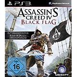 PS3: Assassin's Creed 4: Black Flag - Bonus Edition