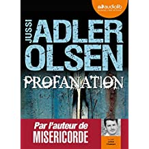 Profanation: Livre audio - 2 CD MP3 - 572 Mo + 567 Mo