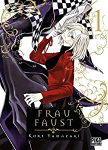 Frau Faust Edition simple Tome 1