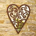 Smart Garden Heart of Hearts Mirror - cheap UK light shop.