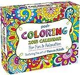 Posh - Coloring 2018 Calendar