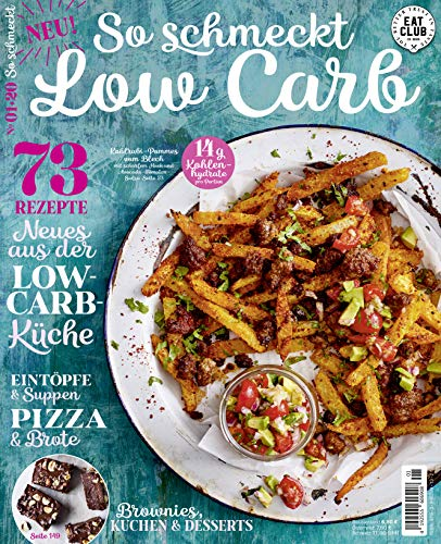 EAT CLUB- So schmeckt Low Carb