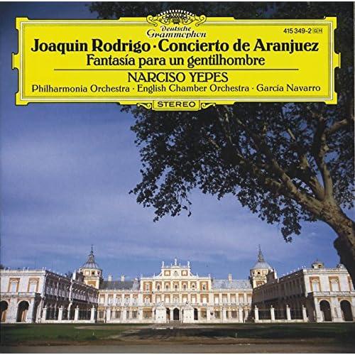 Rodrigo: Concierto de Aranjuez