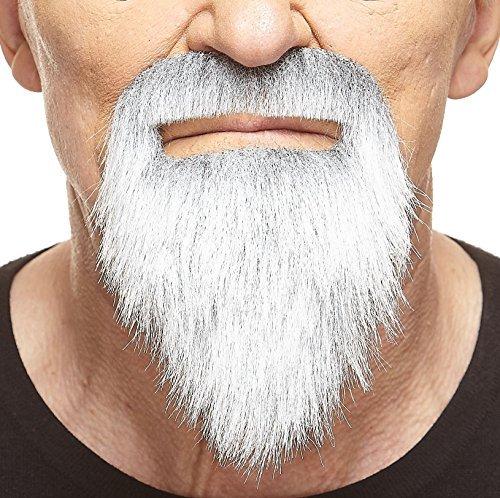 ktail mit weißr fälschen, selbstklebend Bart ()