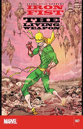 Iron Fist: The Living Weapon #7 (English Edition) (Iron Fist Living Weapon)