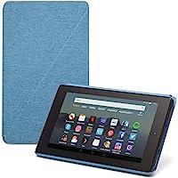 Custodia per tablet Fire 7 (compatibile con dispositivi di 9ª generazione, modello 2019), Blu-grigio