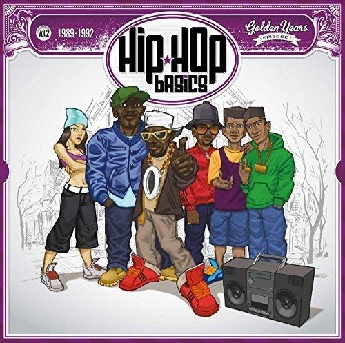 Hip Hop Basics 2 [1989-1992] [Vinyl LP]
