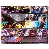 Marvel Avengers Mischcharakter Blau Portemonnaie Geldbörse