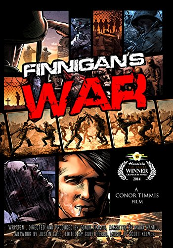 Finnigan's War Cover
