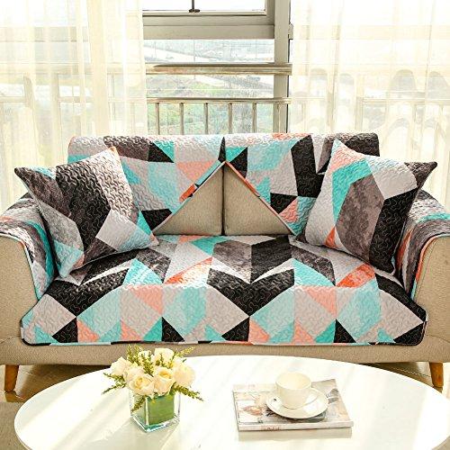 Sofa möbel protector für hund Alle grund couch decken Rücken und armlehne separat Anti-rutsch-sofa werfen deckt baumwolle-A 35x47inch(90x120cm) (Couch Loveseat Liege)
