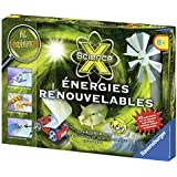 Ravensburger - 18873 - Jeu Educatif et Scientifique - Midi Science X - Energie Renouvelable