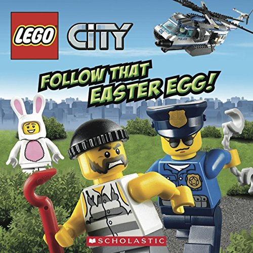 LEGO CITY: Follow That Easter Egg! - Egg Lego Easter
