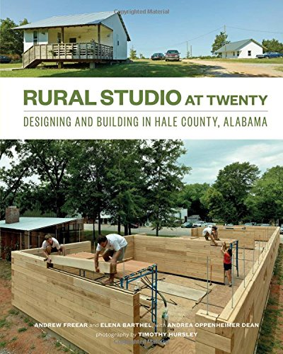 Rural Studio at Twenty Cover Image