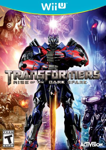 Transformers Rise of the Dark Spark - Wii U by Activision (Wii U-transformers)