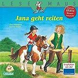 LESEMAUS 76: Jana geht reiten - Susa Hämmerle