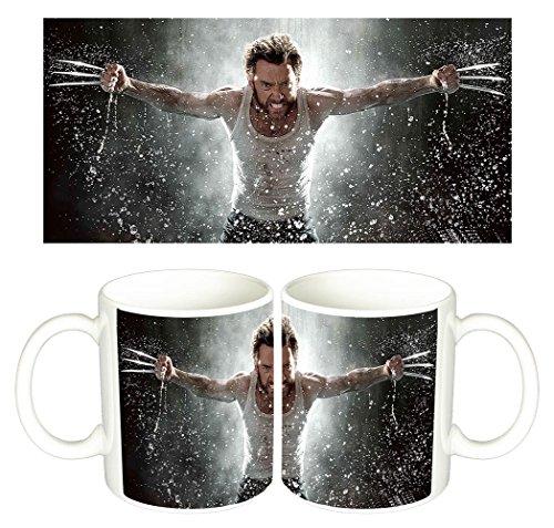 X Men Wolverine Lobezno Hugh Jackman D Taza Mug
