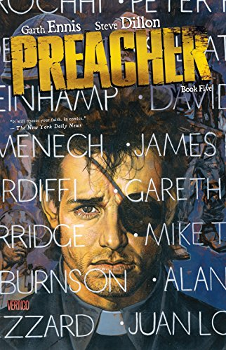 Preacher Book Five (London Ghost Stories Halloween)
