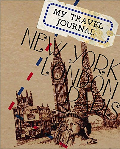 My Travel Journal (Life Canvas Stationary)