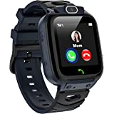 Kids Smart Watch Phone for Boys Girls 27 in 1 Game Video Smart Watch for Kids Children HD Touch Screen Recorder Music Alarm C