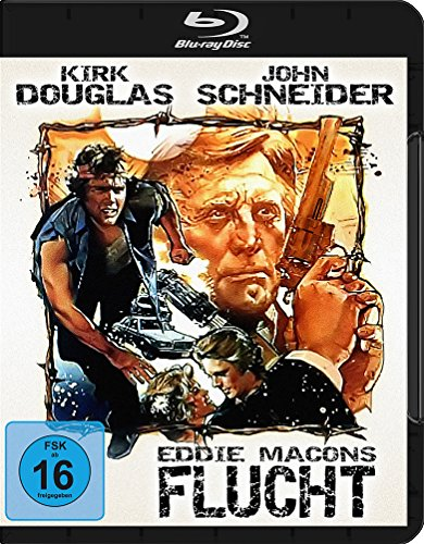 Eddie Macon's Flucht - Kopfjagd (Eddie Macon's Run) [Blu-ray]