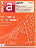 Acquisa 9 2015 Digitales Marketing Kanäle Tools Technologien Zeitschrift Magazin Einzelheft Heft Wirtschaft Marketing Dialogmarketing E-Commerce