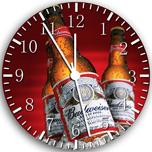 "New Cool cerveza reloj de pared 10 ""Niza regalo y habitación decoración de la pared W38"