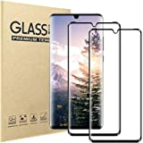 [2 Pack] Huawei P30 Pro Screen Protector,HD Clear 9H Hardness Scratch Resistant Tempered Glass Protective Film for Huawei P30