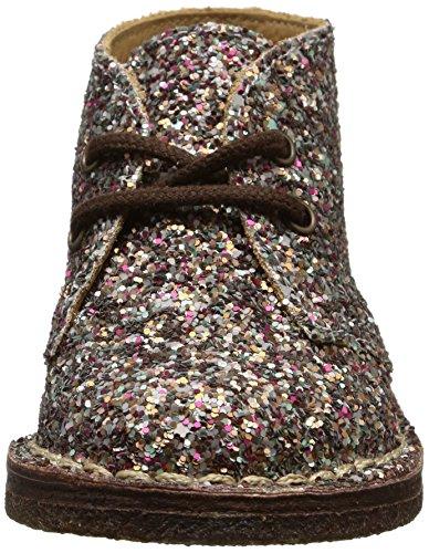 Pèpè 1016 NF, Desert boots fille Multicolore (Galassia Fiesta Para Tm)