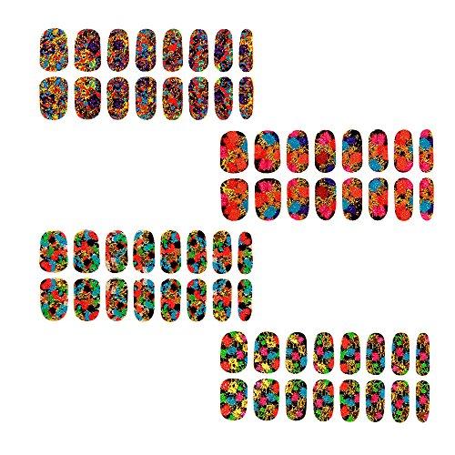 evtechtm-4-pc-nail-gradiente-colorido-polaco-tiras-16-adhesivos-de-dos-extremos-del-clavo-tiras-de-c