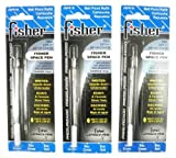 Fisher Space Pen 3 Minen Blau Breit