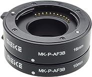 MeiKe Panasonic Micro 4/3 İçin Otomatik Makro AF Tüp, Mk-P-Af3B