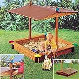 Gaspo 31007 Mickey Sandkasten mit Spielzeuglade