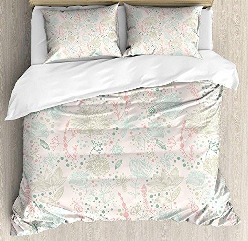 Conjuntos de ropa de cama florales