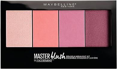 Maybelline New York Face Studio Master Blush Palette, Pink, 13.5g