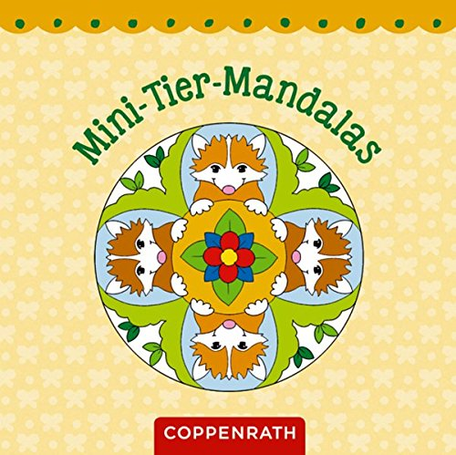 Coppenrath 92264 Mini-Tier-Mandalas