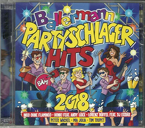 BaIIermann PartyschIager 2OI8 -