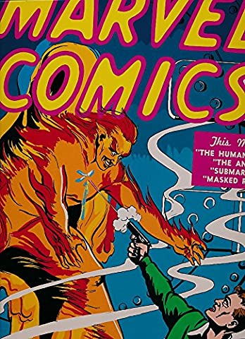 Marvel Comics - 75 Years Of Cover