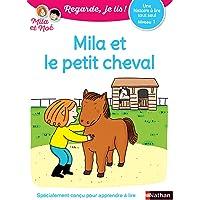 Regarde je lis avec Noé et Mila - Lecture CP - Niveau 1 - Mila et le petit cheval - Dès 5 ans (21)