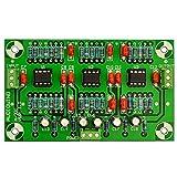 Electronics-Salon A-300 Stereo Phono RIAA Vorverstärker-Modul (für MC Pickup)