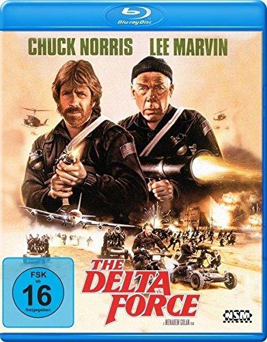 Delta Force 1 - Uncut [Blu-ray]