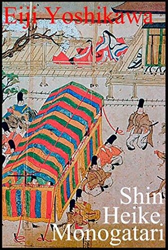 Shin Heike Monogatari por Eiji Yoshikawa