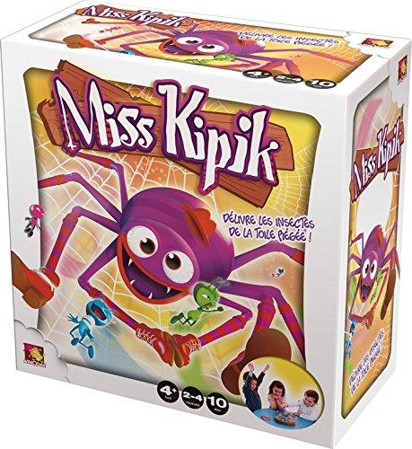 Asmodee JACT01 - Miss Kipik, juego de reflejos (versión en alemán)